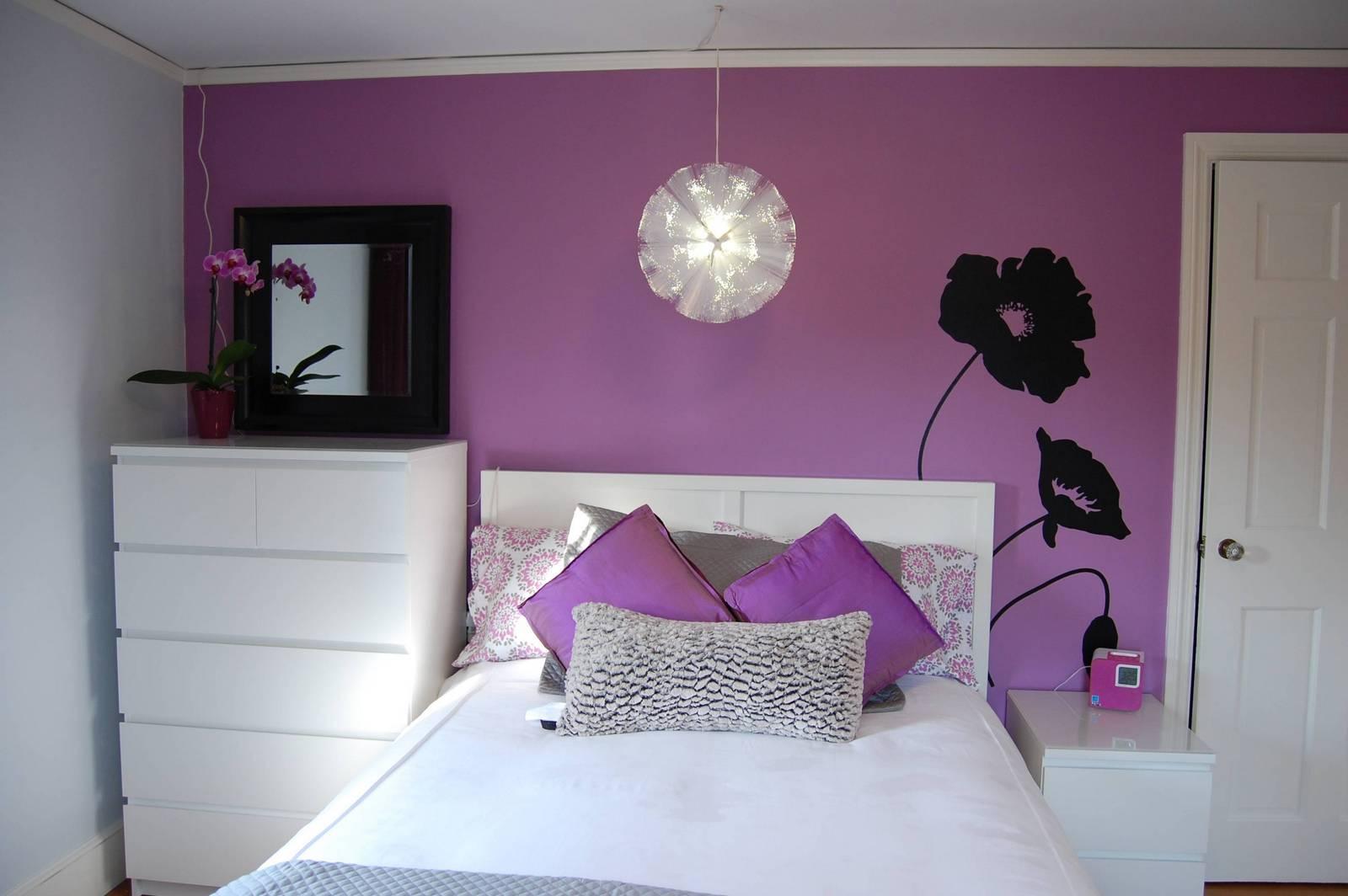 Фиолетовый цвет - 1