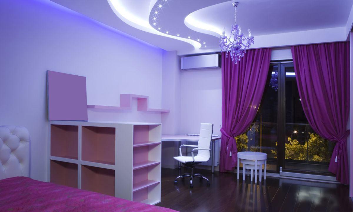 Фиолетовый цвет 2