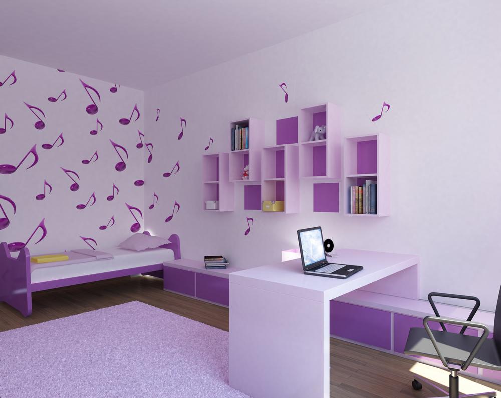 Фиолетовый цвет 3
