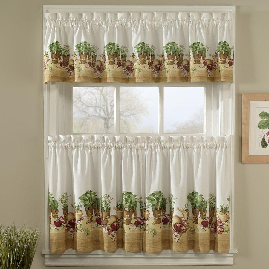 шторы для кухни - 2