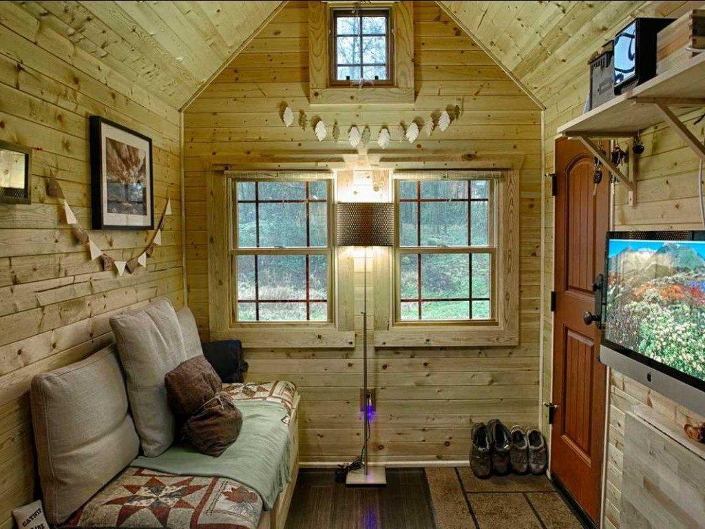 Дачный дизайн внутри дома своими руками фото