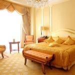 Выбор тканей для штор в спальню - 10