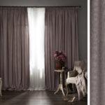 Выбор тканей для штор в спальню - 3