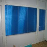 Жалюзи на пластиковые окна 3