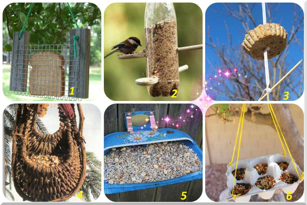 Фото оригинальных кормушек для птиц своими руками фото 341