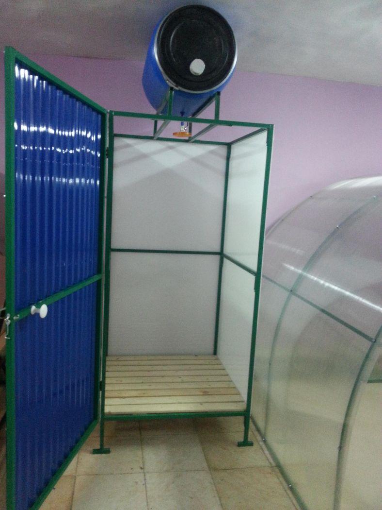 Летний душ 7