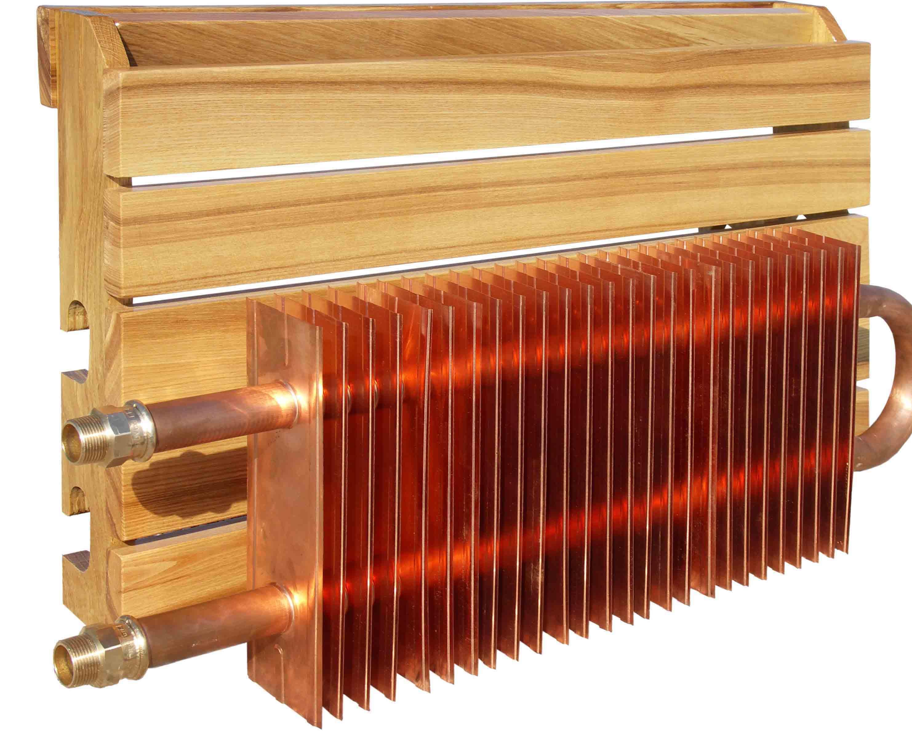 Водяной радиатор
