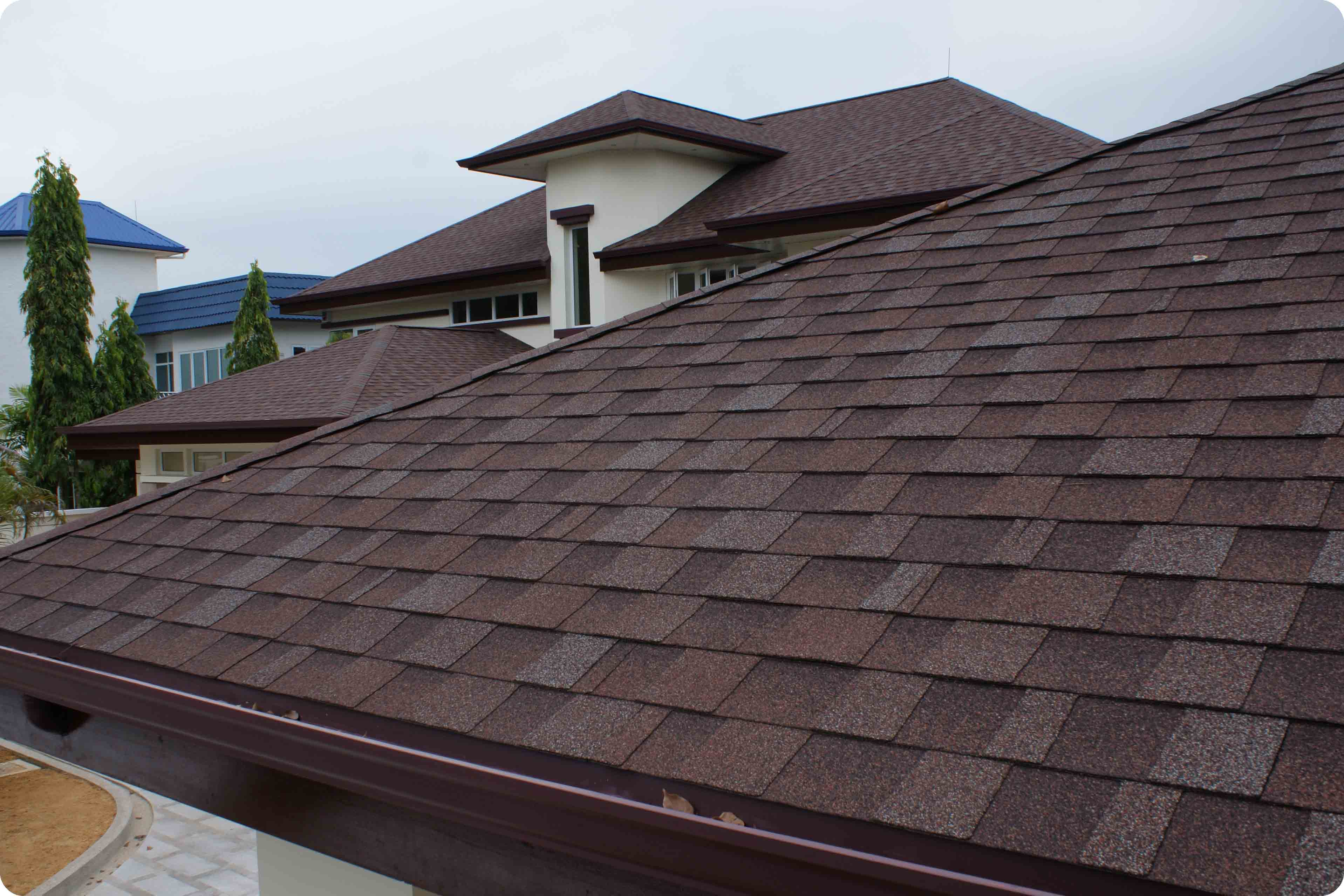 Рулонные крыши