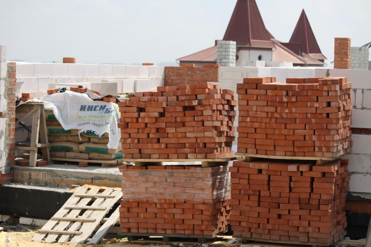 How many cubed bricks 3