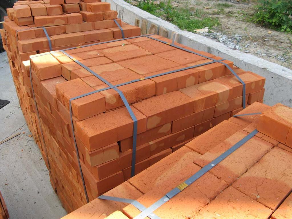 How many cubed bricks