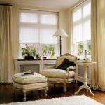 Современные-шторы-плиссе-и-жалюзи-для-гостиной