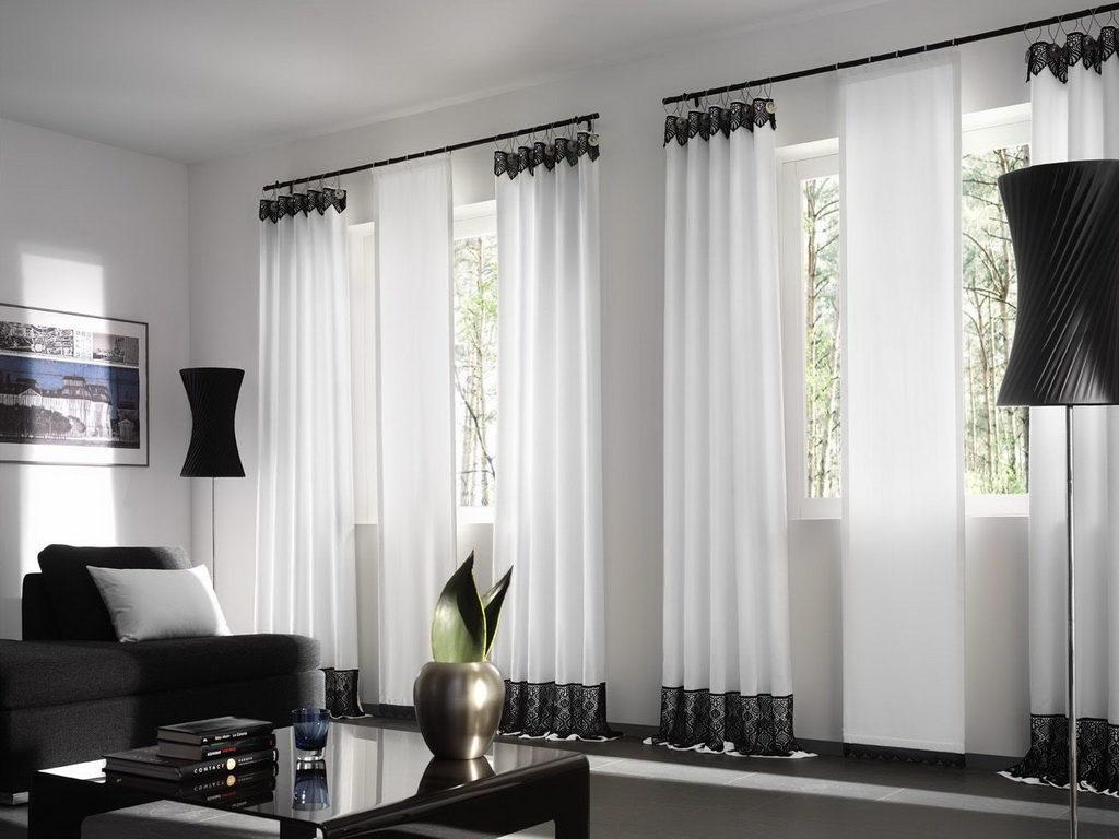 Модные шторы на окна