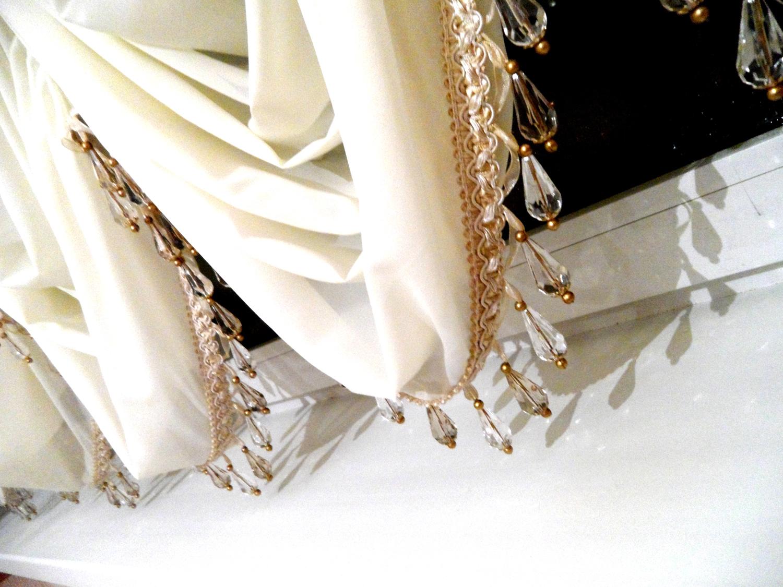 Французские шторы модные 2
