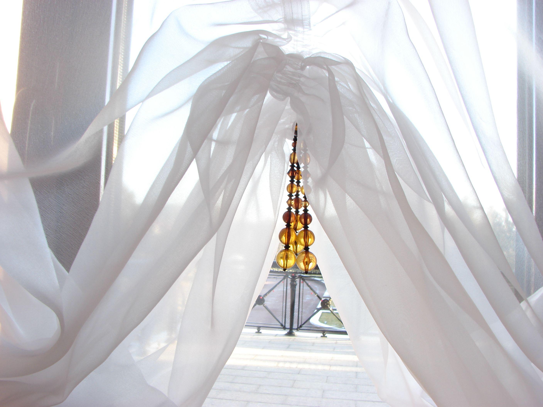 Французские шторы - фото роскошного украшения окон
