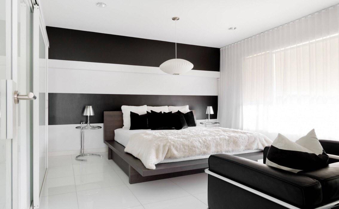 Шторы в современную спальню - 3