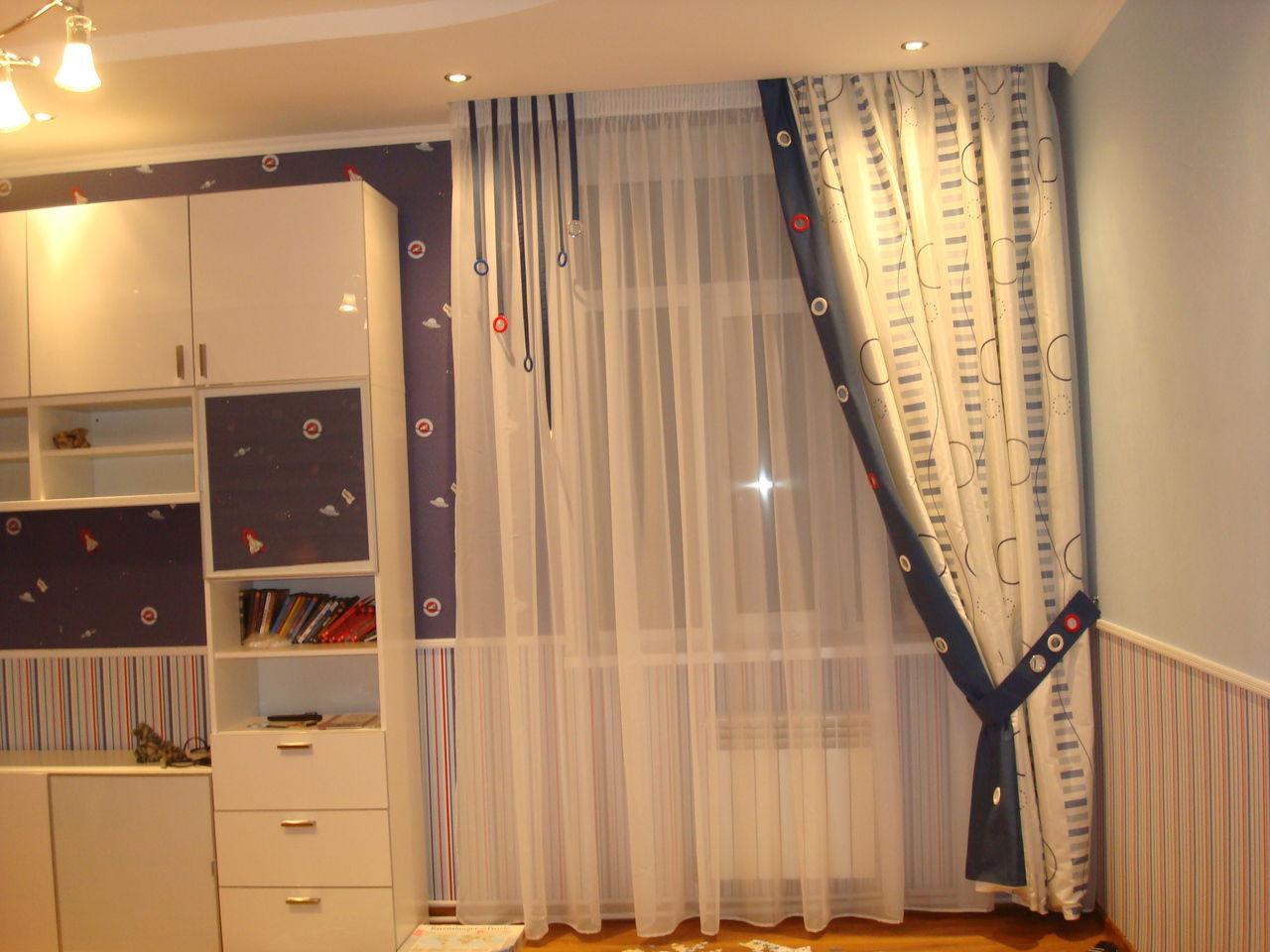 Шторы для детской комнаты 10