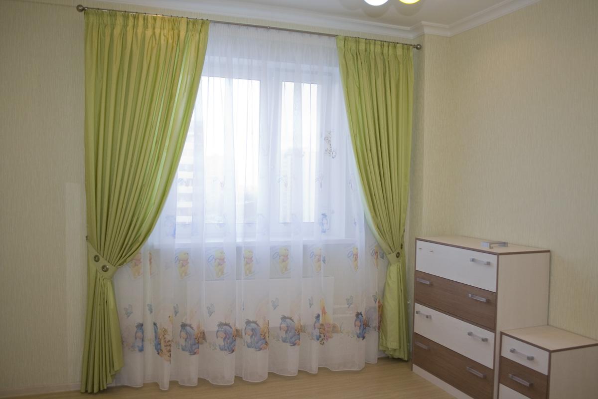 Шторы для детской комнаты 11