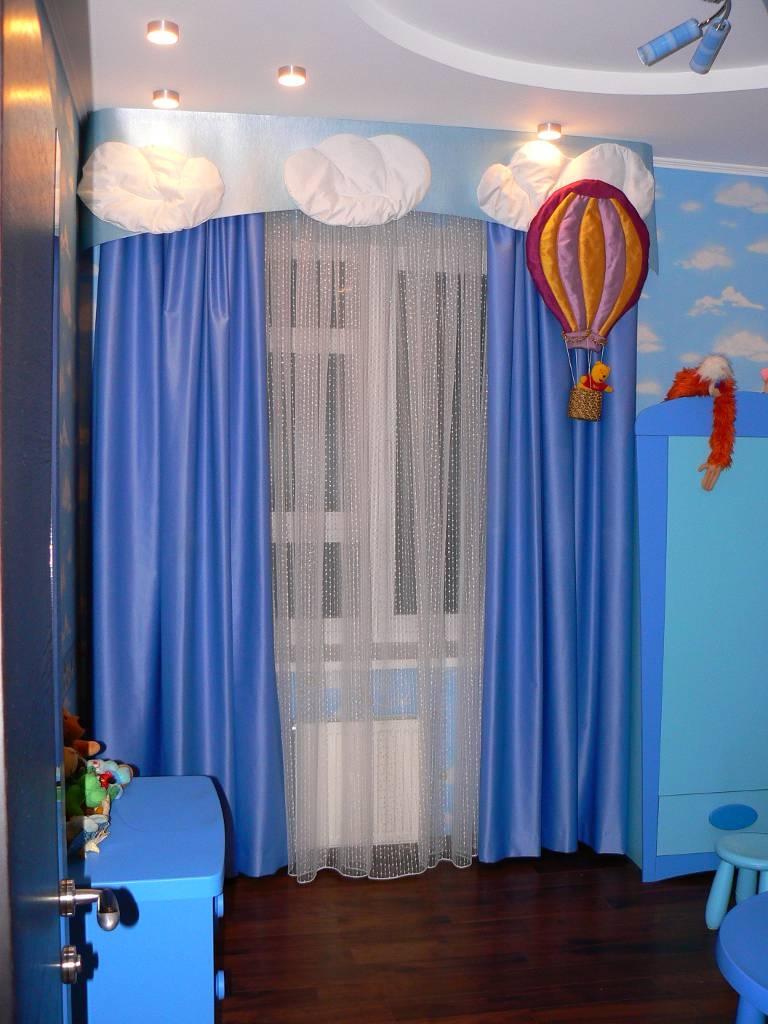 Шторы для детской комнаты 3