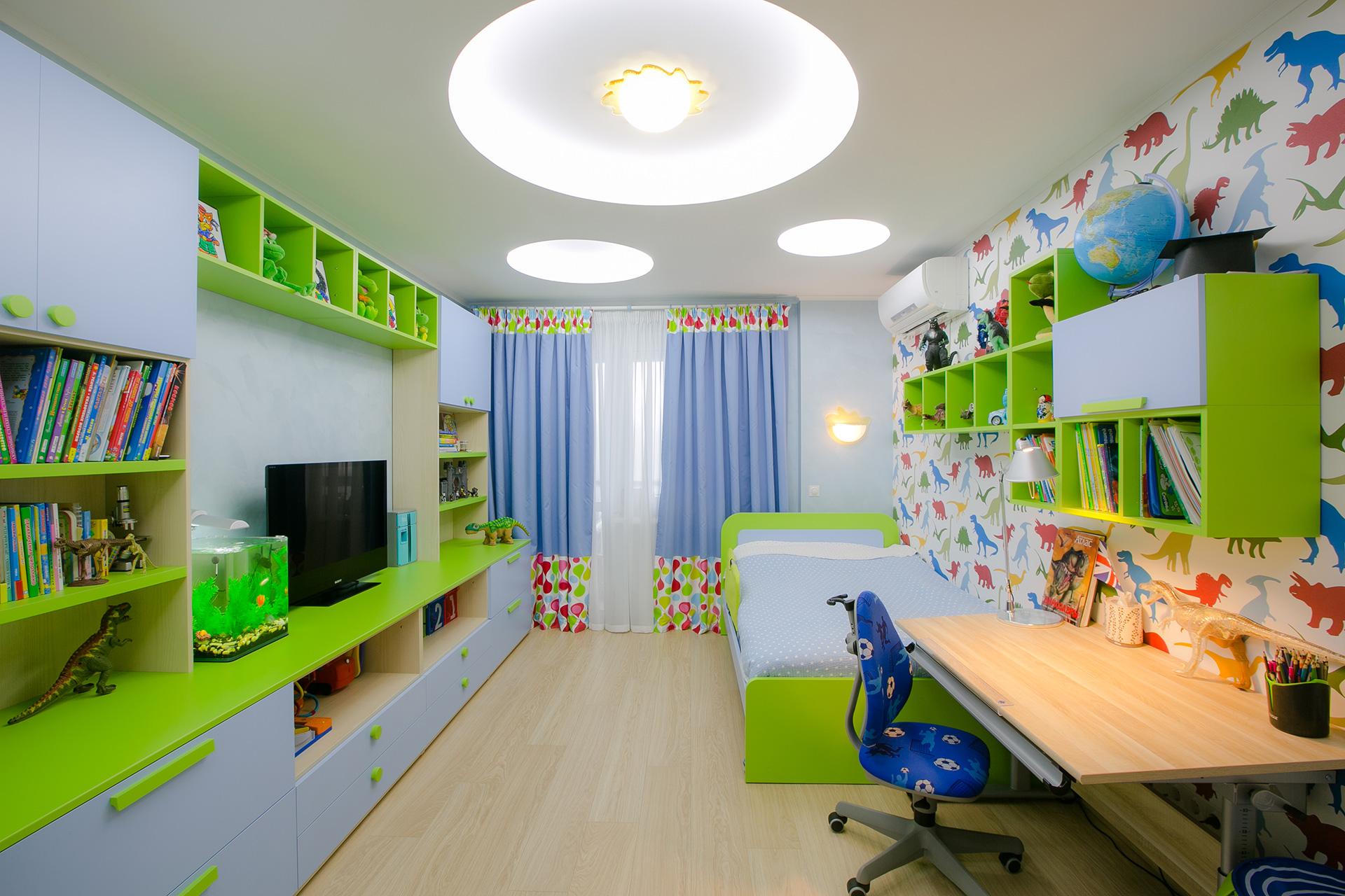 Шторы для детской комнаты 9
