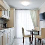 Шторы-для-кухни-с-балконом (1)