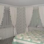 Шторы для спальни - 6
