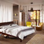 Шторы для спальни - 7