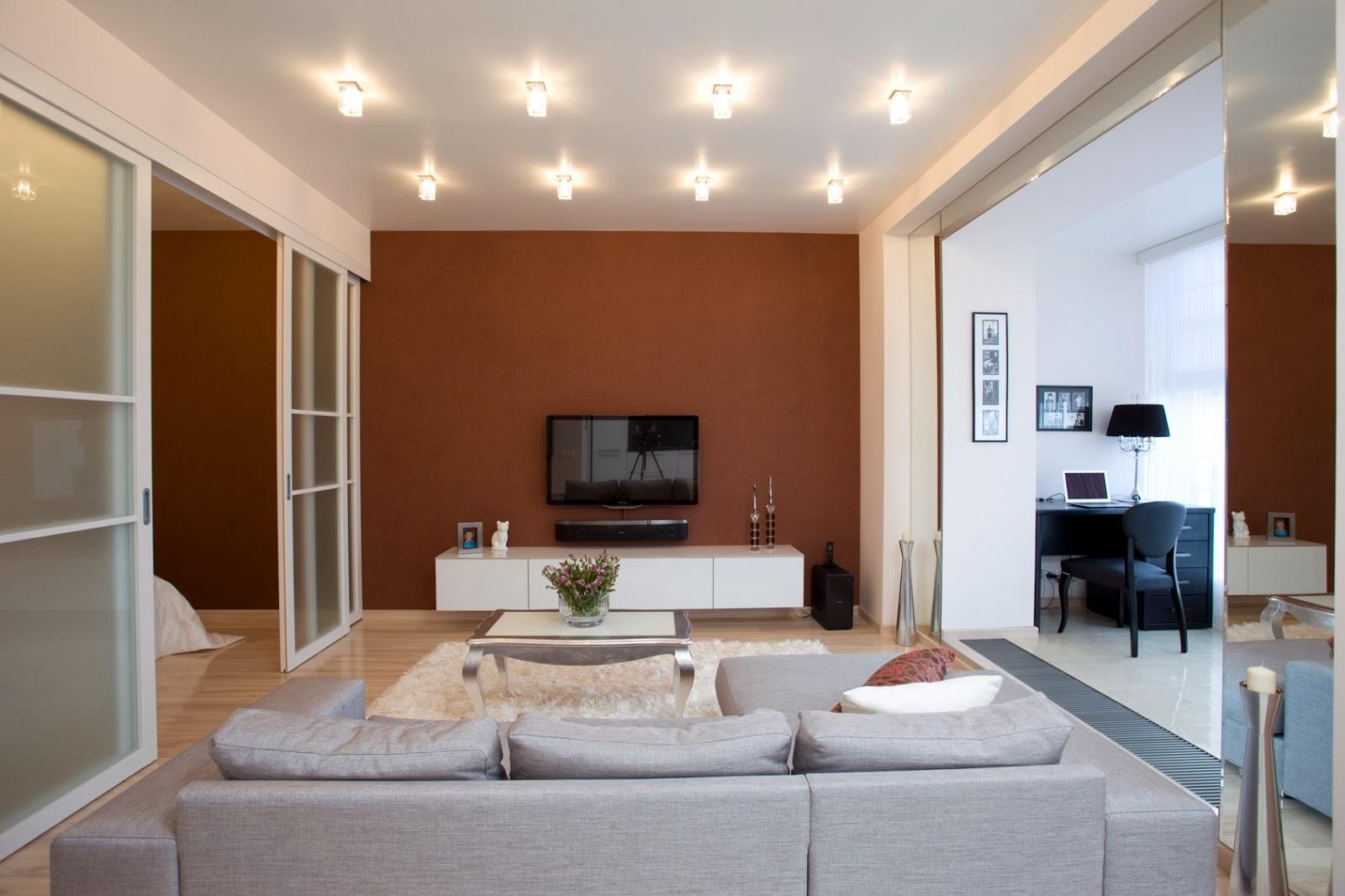 дизайна квартиры 60 кв. м 4