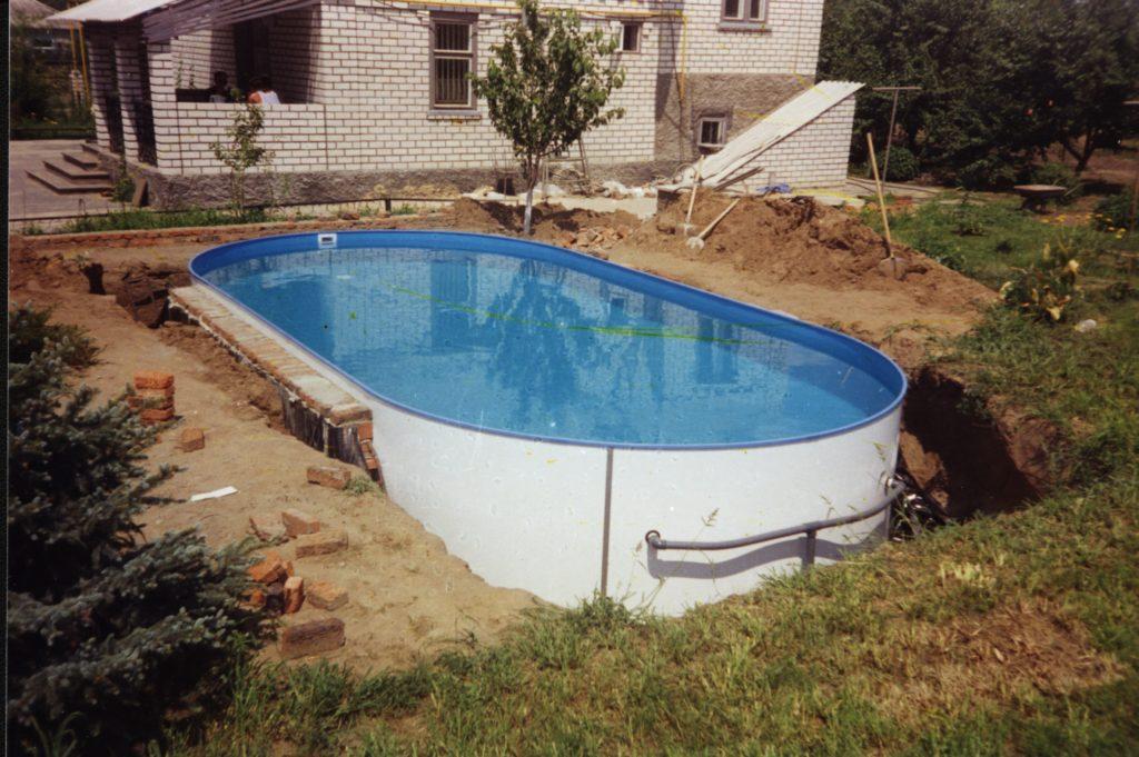 Каркасный бассейн bestway 56432 (244х51) с навесом. Отзывы (2). 6 478. Современные бассейны для дачи – отличное место для семейного отдыха.