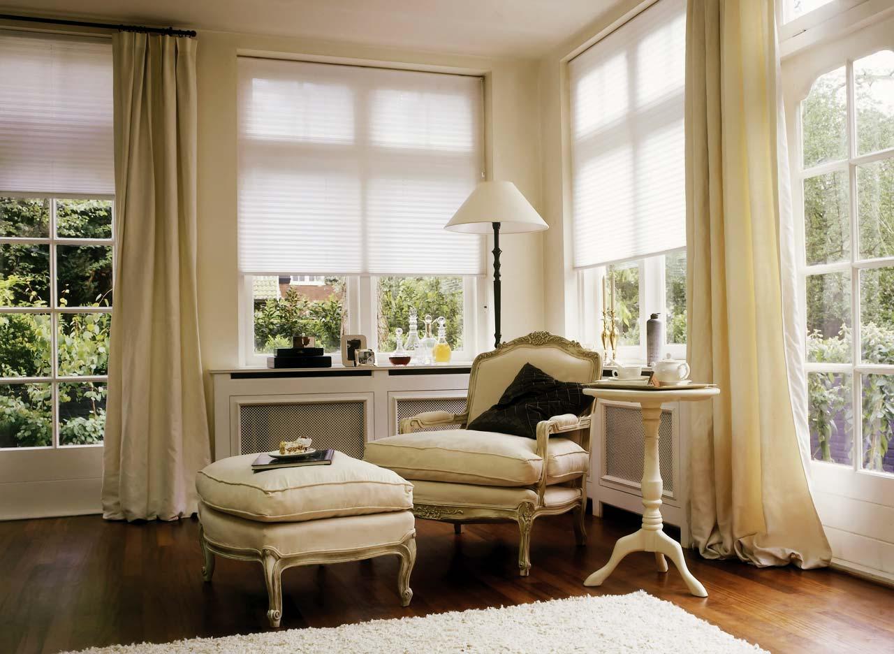 шторы в гостиную - 10