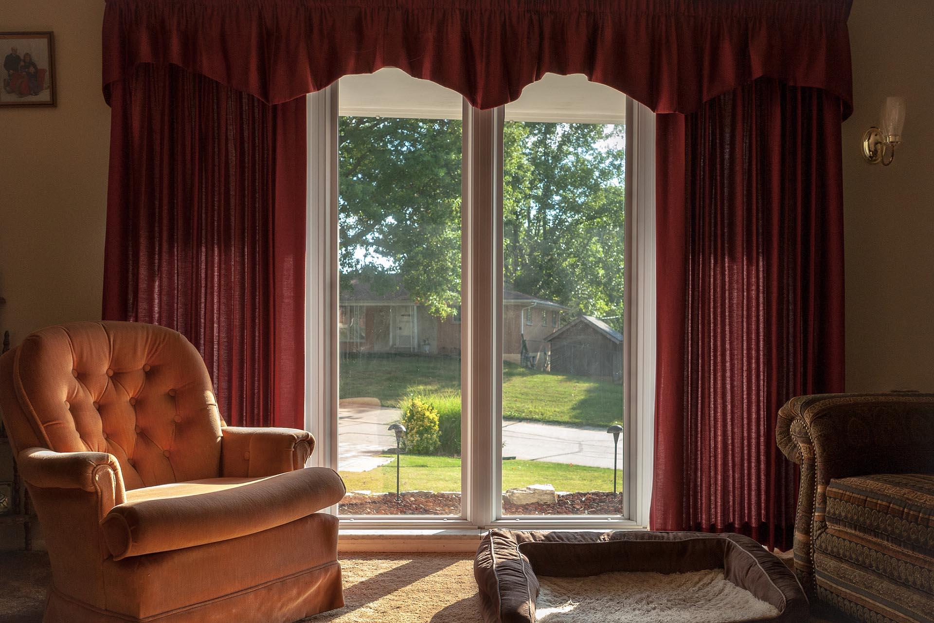 шторы в гостиную - 5