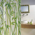 шторы для ванной комнаты - 1