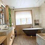 шторы для ванной комнаты 11