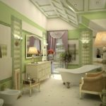 шторы для ванной комнаты 5