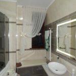 шторы для ванной комнаты 8