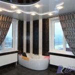 шторы для ванной комнаты 9