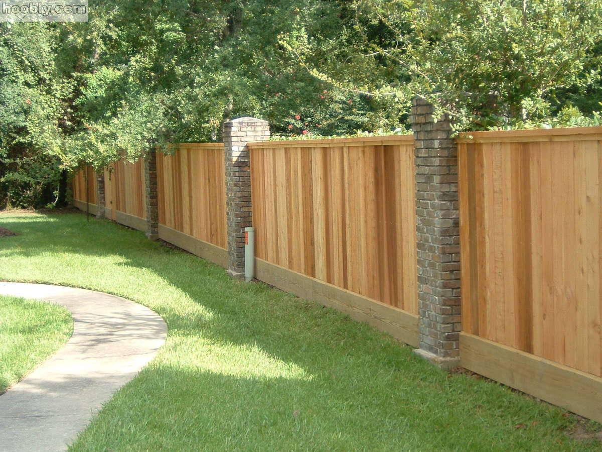 Огородить участок забором своими руками