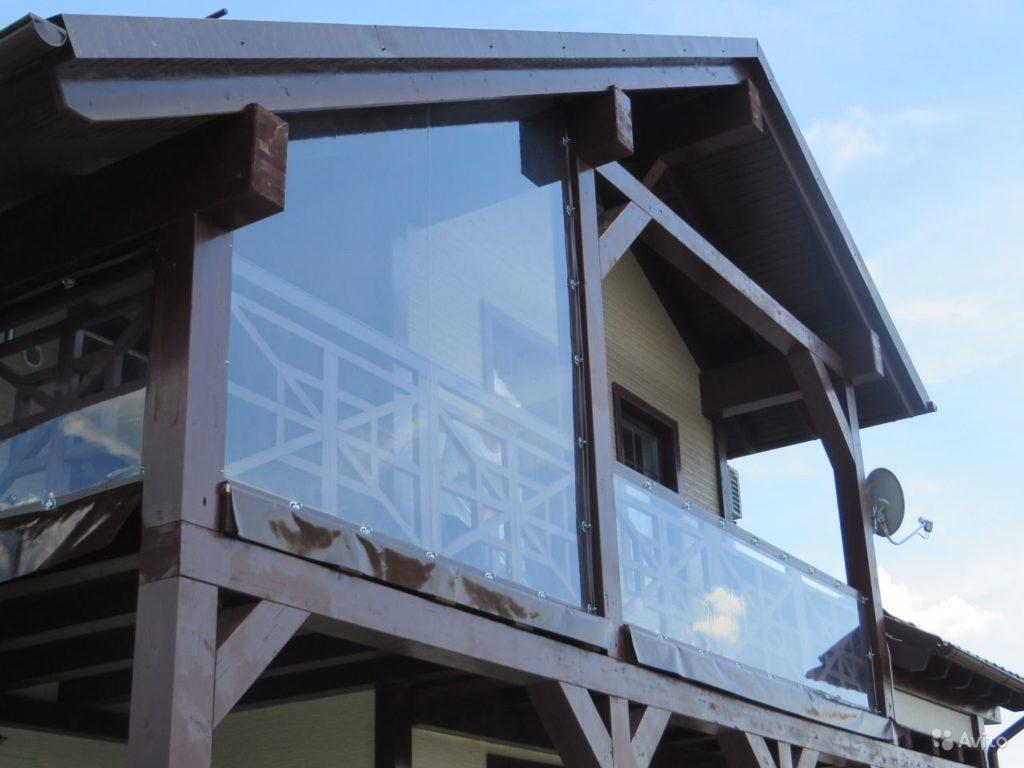 Мягкие рулонные окна для веранды по выгодной цене в москве.
