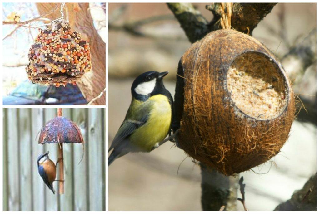 Птицы своими руками фото оригинальные идеи 228