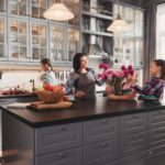 Вкусный интерьер кухни ikea - 1