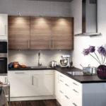 Вкусный интерьер кухни ikea 5