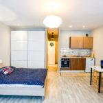 Дизайн интерьера квартиры 35 м² — лучшие фото идеи оформления интерьера