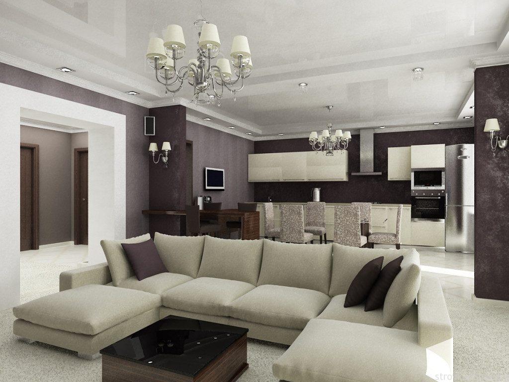 Ремонт двухкомнатной квартиры под ключ в Москве - цена