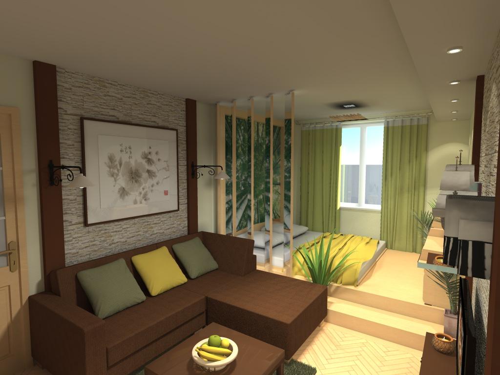 дизайн-спальни-гостиной20