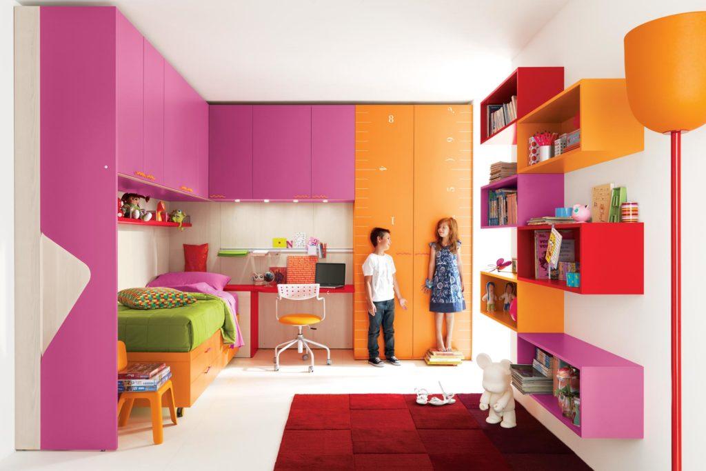 Фото и дизайн детской мебели
