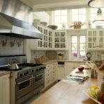 кухня в стильном дизайне