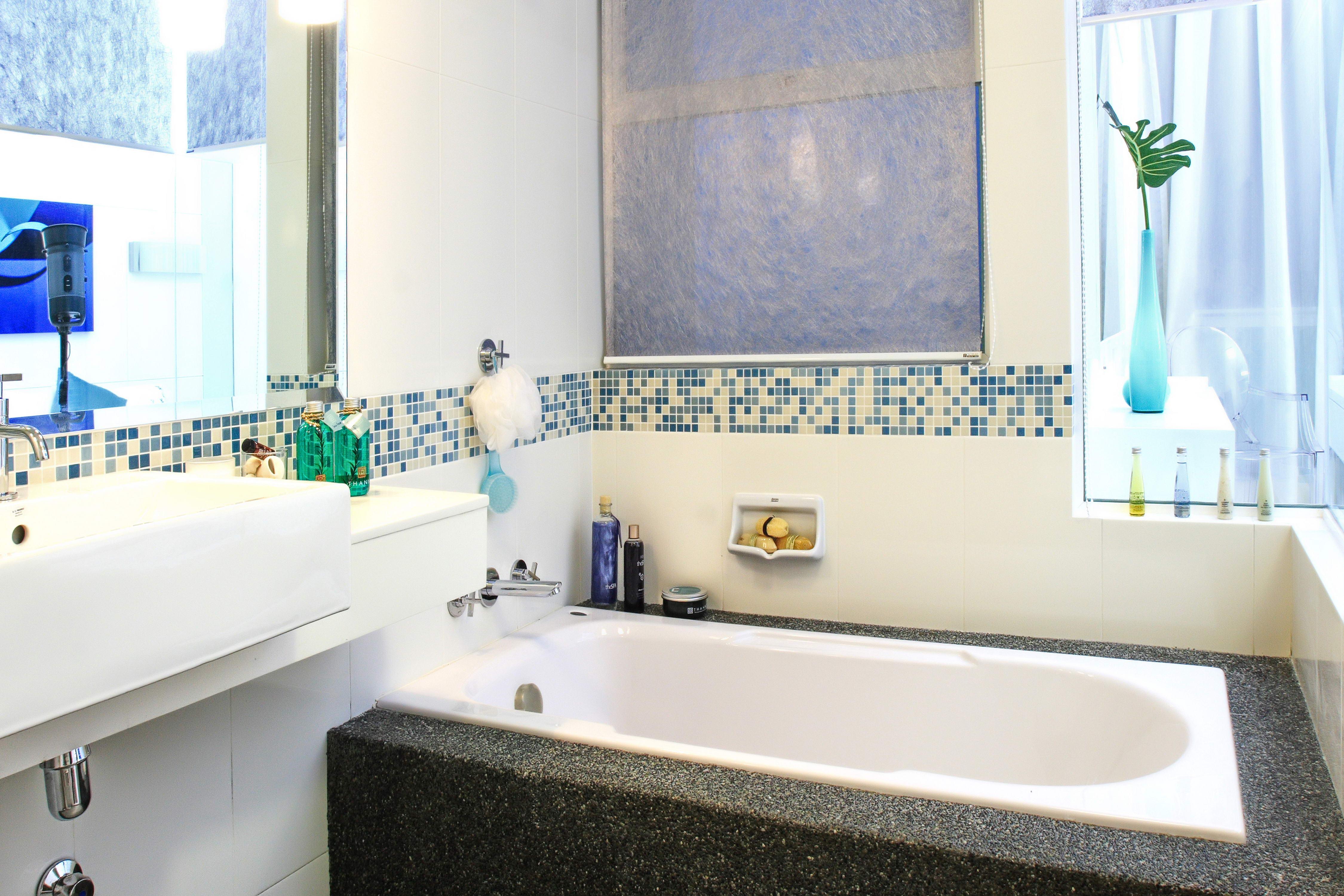 дизайн маленькой ванной комнаты 3
