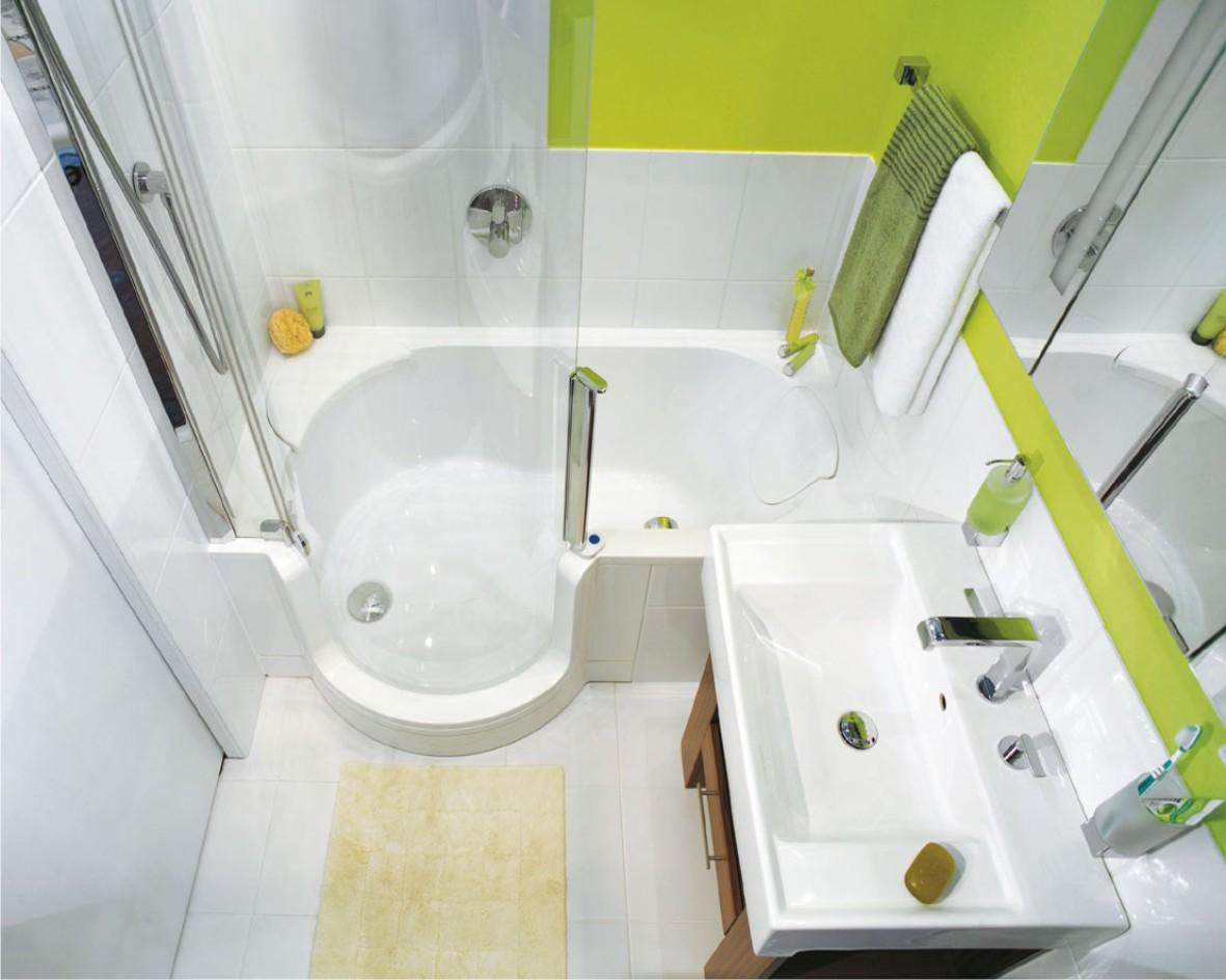 Идеи для маленькой ванной совмещенной с туалетом 4 кв.м фото