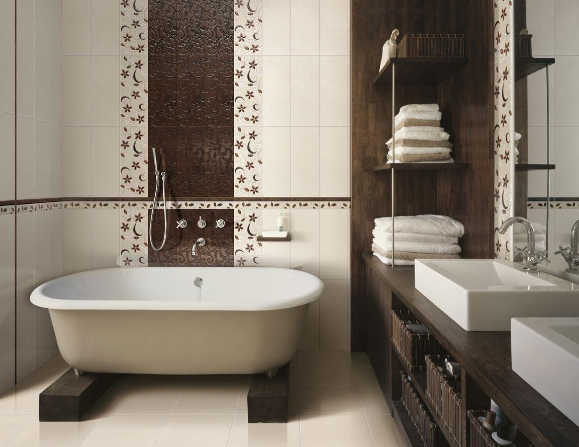 Кафель дизайн для ванной комнаты