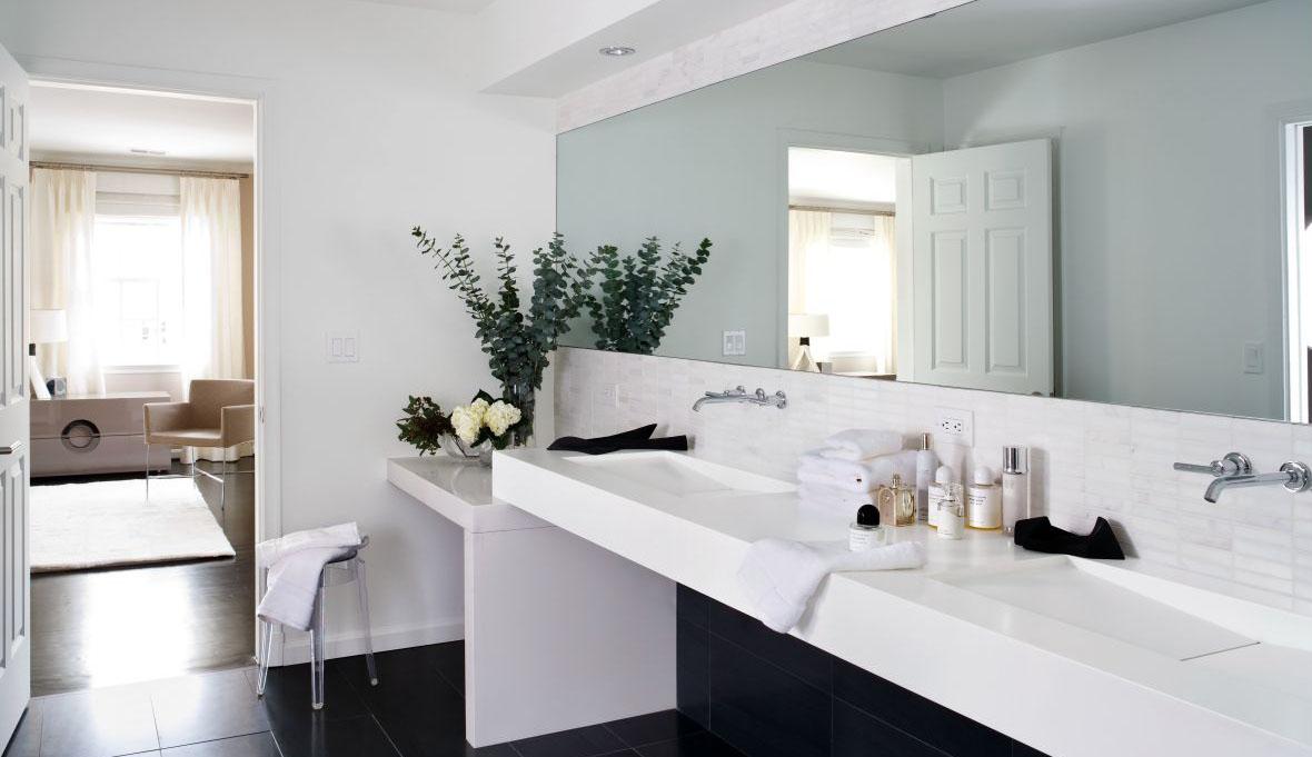 Bathroom-Silestone