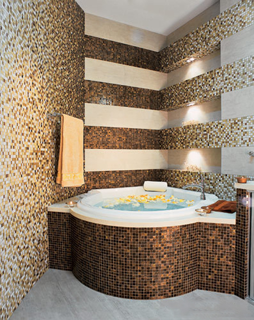 Ванная комната мозаики фото ванная комната жемчужина